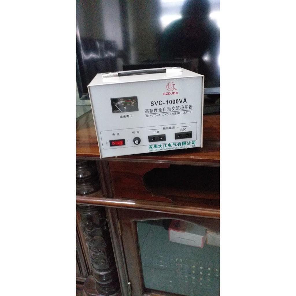 Ổn áp DRI-1000w dây đồng 100% ( 110v-220v)
