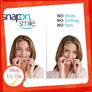 (Cực Sốc) Răng giả Snap on smile–4885 [Xả Hàng]