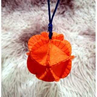 [Handmade]-Móc treo Móc khóa hình cầu vải nỉ vô cùng xinh xắn handmade thumbnail