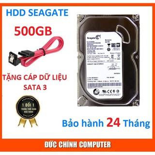[Mã ELFLASH5 giảm 20K đơn 50K] Ổ Cứng HDD Seagate 250GB/500GB New – Bảo hành 24 tháng
