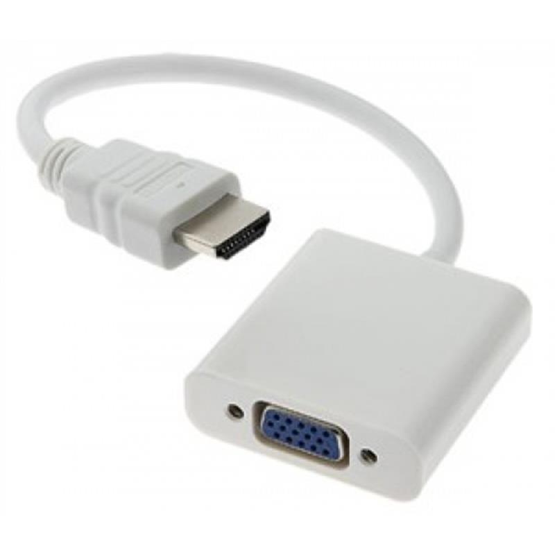 Cáp chuyển đổi HDMI sang VGA hàng chất lượng