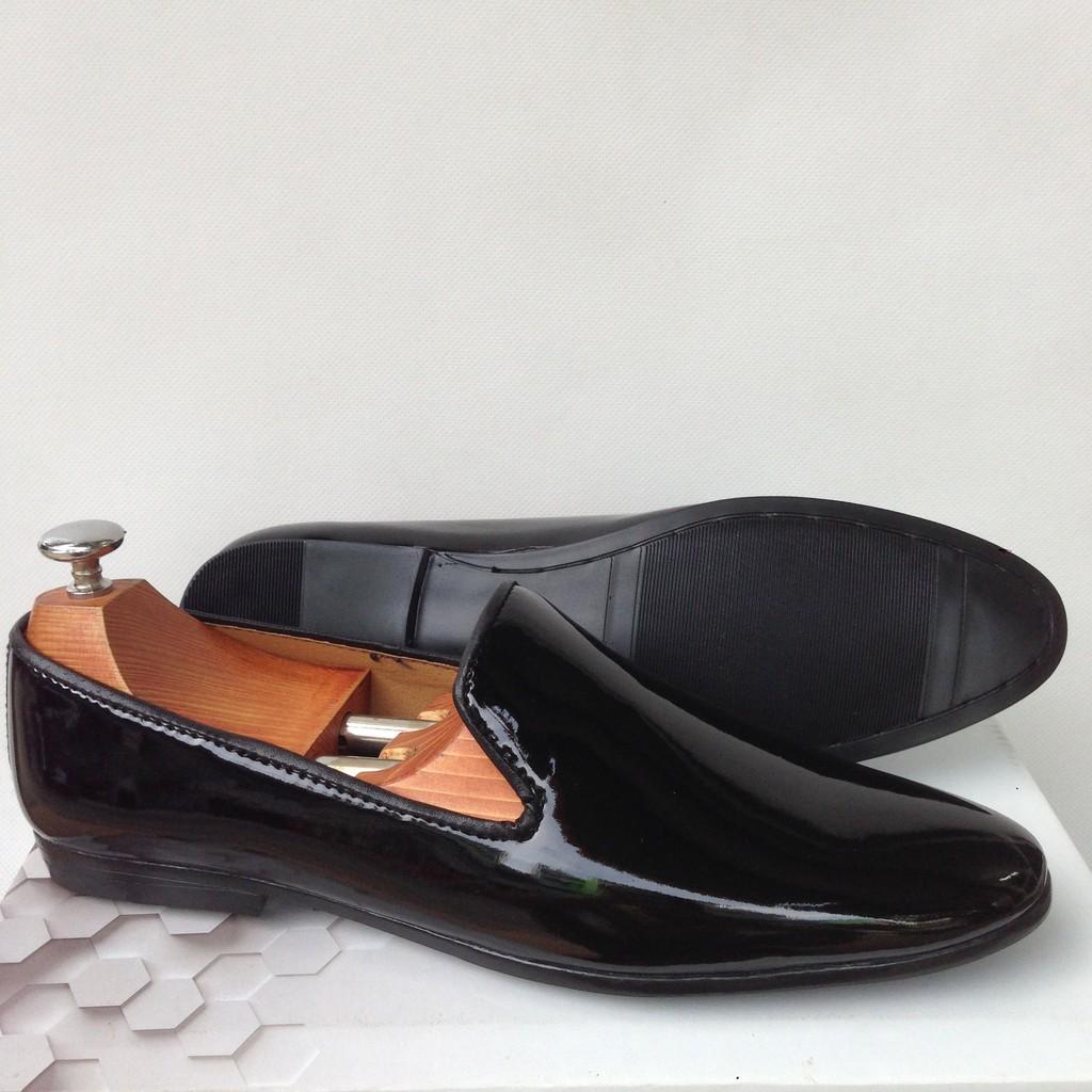 CHUYÊN CUNG CẤP SỈ Giày nam da bóng hàn quốc - GN24