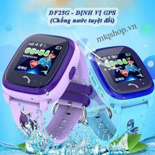 Đồng hồ định vị trẻ em DF25 chống nước sử dụng sim nghe gọi thumbnail