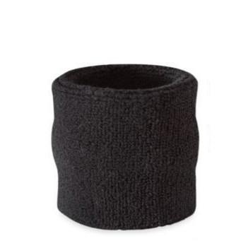 Băng bảo vệ cổ tay tập thể thao, Yoga, aerobic màu đen