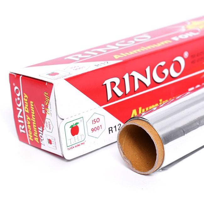 Cuộn Giấy Bạc Nướng Thực Phẩm Ringo R12 size 12 inch | Shopee Việt Nam