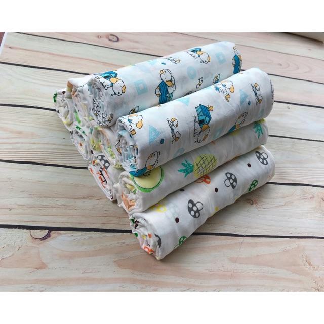 Khăn sữa, khăn tắm, khăn tam giác vải xô