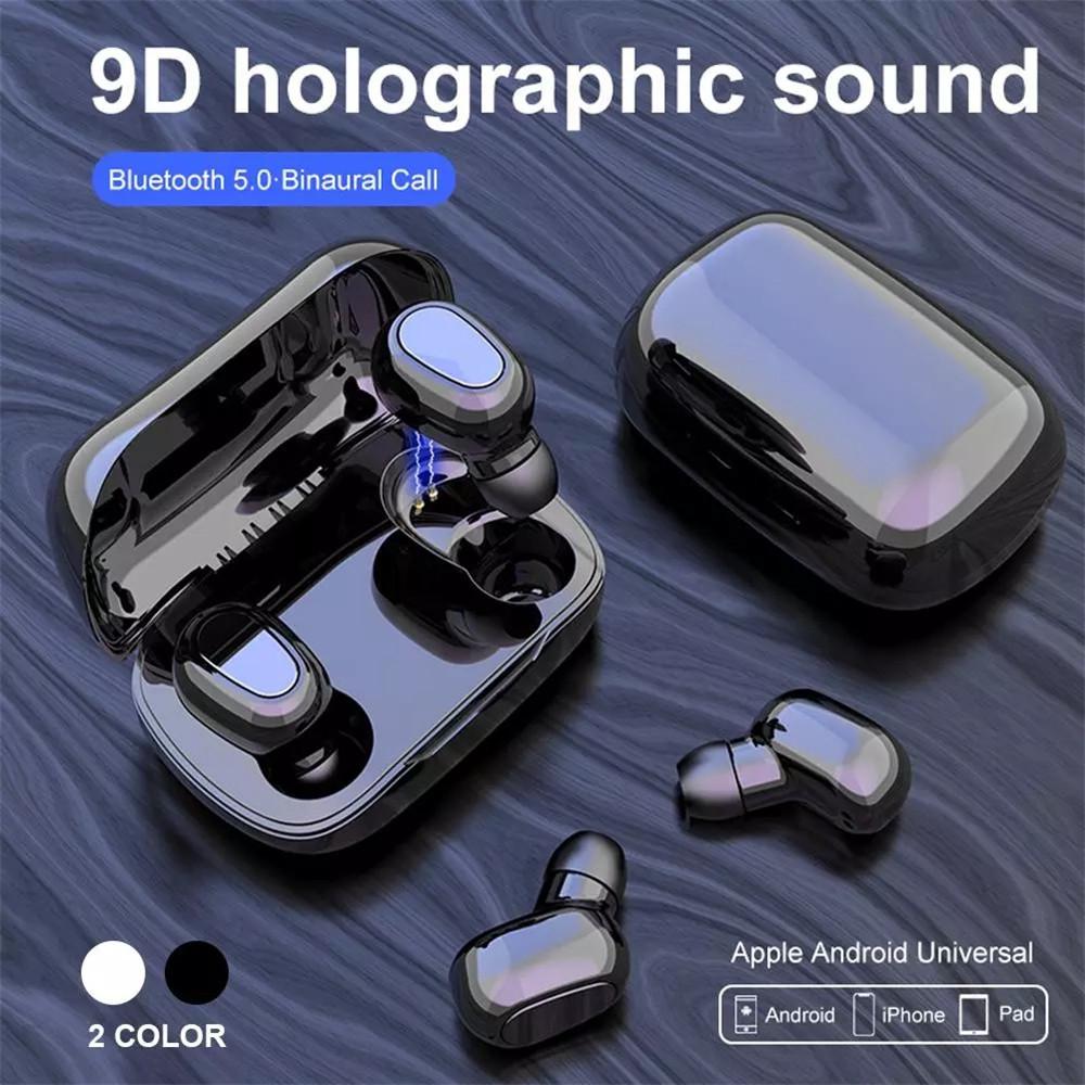 Tai nghe bluetooth 5.0 không dây L21 chất lượng cao