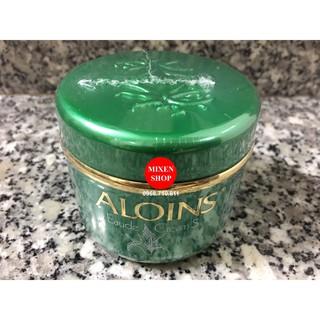 Chính hãng - Ảnh thật Kem Lô Hội Aloins Eaude Cream Xanh Lá Nhật Bản 185g thumbnail