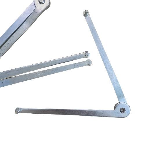 (Combo 5 cái) Mở lưỡi đa năng - mở khóa long đền máy mài, máy cắt bàn, mày cắt gạch, máy cưa gỗ và nhiều loại máy khác