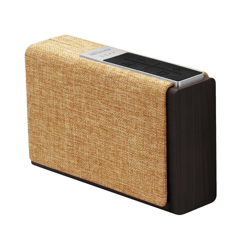 Loa Bluetooth Promate Streambox-XL đa kết nối (Màu Be)