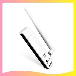 USD Thu Sóng Wifi TP-LINK TL-WN722N Trắng