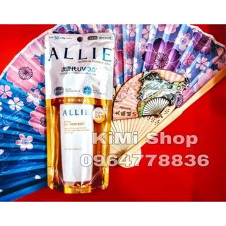 (MẪU MỚI NHẤT 2020) Kem chống nắng Allie Kanebo milk công nghệ chống nắng UV 3.0 thumbnail