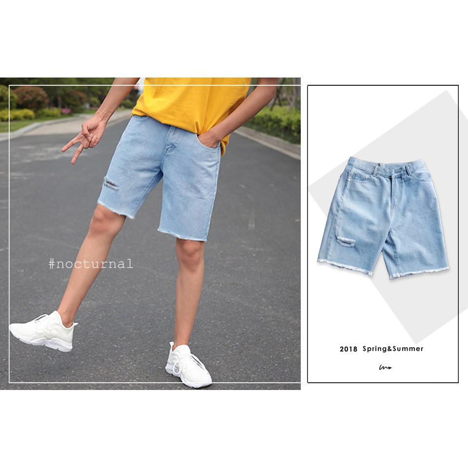 Short Jeans Small Cut Nocturnal