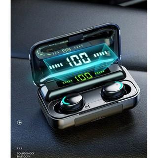 [Mã ELFLASH5 giảm 20K đơn 50K] Tai Nghe F9 Pro AMOI Bluetooth 5.0 Bản Quốc Tế 2020 Âm Thanh Cực Hay