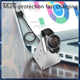 Đế Sạc Nhanh Bằng Hợp Kim Nhôm Ms Cho Samsung R800 / Gear S3