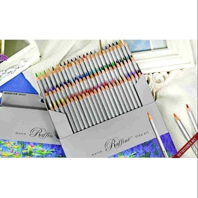 Bộ chì màu  khô cao cấp Marco 36 màu
