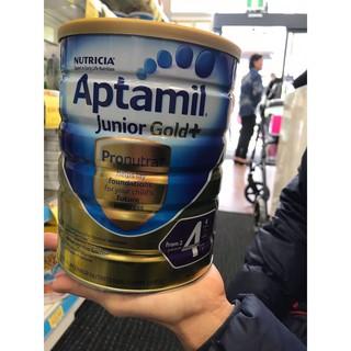Sữa Aptamil Gold Plus Số 4 (900g)