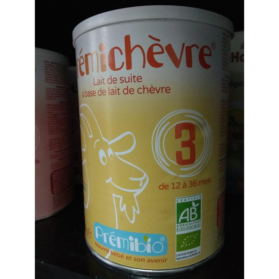 Sữa Dê Prémichèvre Pháp Số 3 [Từ 12 tháng đến 36 tháng, lon 900gr] - 3231430 , 840085148 , 322_840085148 , 1160000 , Sua-De-Premichevre-Phap-So-3-Tu-12-thang-den-36-thang-lon-900gr-322_840085148 , shopee.vn , Sữa Dê Prémichèvre Pháp Số 3 [Từ 12 tháng đến 36 tháng, lon 900gr]