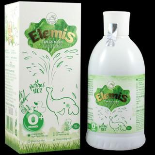 Tắm gội thảo dược trẻ em Elemis (200ml) thumbnail