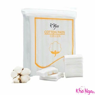 Bông tẩy trang 3 lớp Cotton Pads (gói 222 miếng) thumbnail