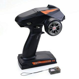 Tay điều khiển ZD Racing 2.4ghz 4 kênh + đầu thu
