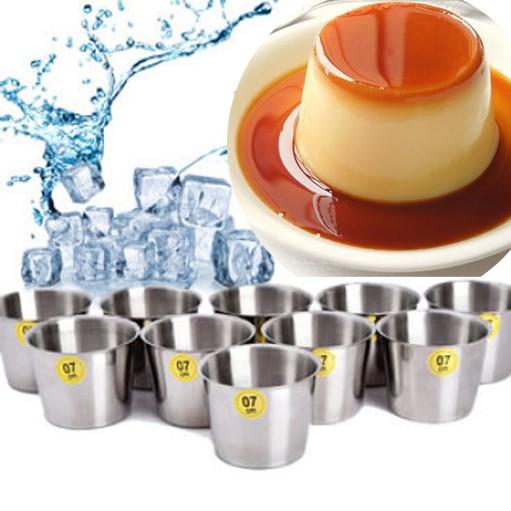 Combo 5 Ly Đá Khuôn Làm Bánh Flan Inox 304 Cao Cấp Hàng VNCLC - 3210363 , 855357528 , 322_855357528 , 60000 , Combo-5-Ly-Da-Khuon-Lam-Banh-Flan-Inox-304-Cao-Cap-Hang-VNCLC-322_855357528 , shopee.vn , Combo 5 Ly Đá Khuôn Làm Bánh Flan Inox 304 Cao Cấp Hàng VNCLC