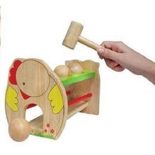 Bộ đồ chơi đập banh gỗ_giá sập sàn