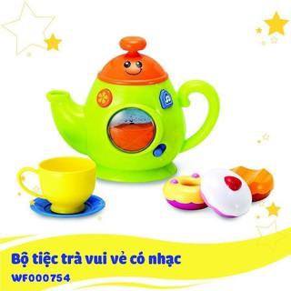 Bộ tiệc trà vui vẻ có nhạc Winfun 0754
