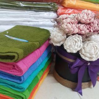 Khăn tắm coton