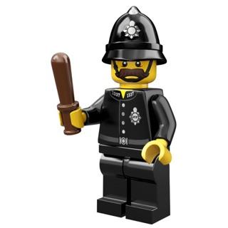 [New Seal] Lego minifiures 71002 series 11 – nhân vật 15 constable