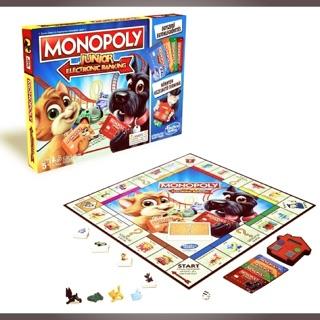 Bộ cờ tỷ phú điện tử Monopoly chính hãng My Kingdom