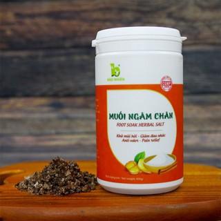 Muối ngâm chân giảm đau nhức 400g - Bảo Nhiên (Việt Nam) thumbnail