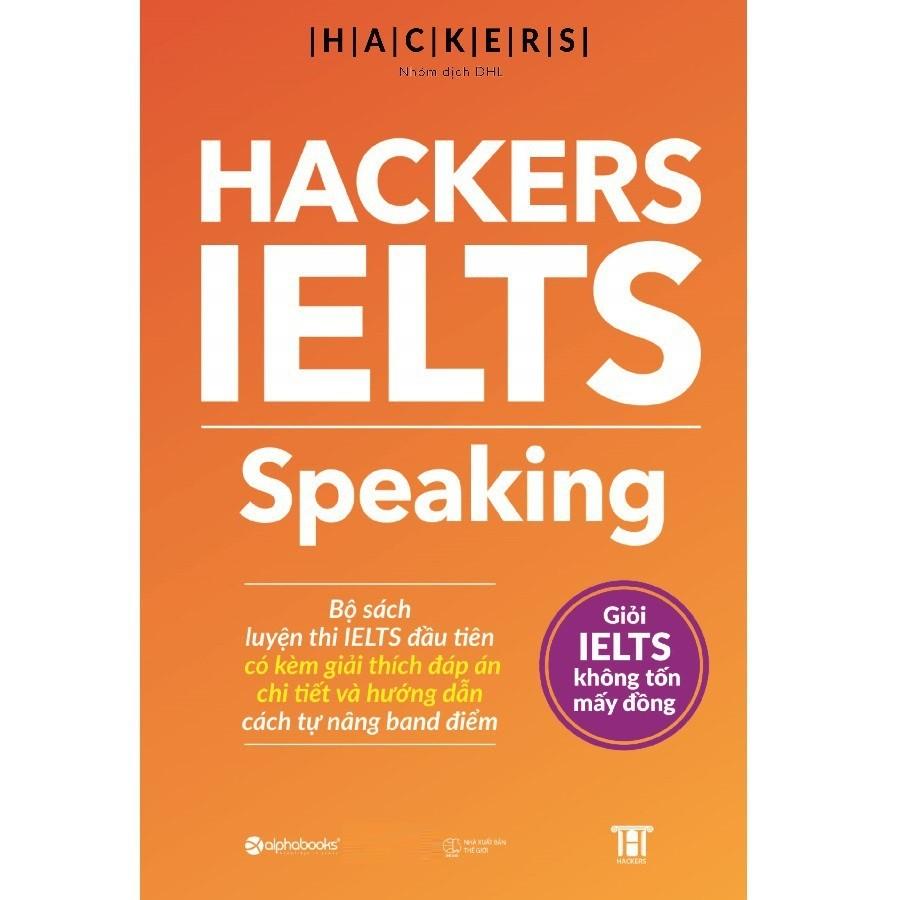 Sách - HACKERS IELTS - Speaking