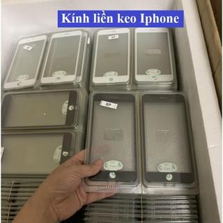 Kính liền keo iphone 6g-8p