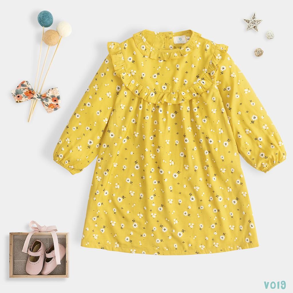Váy Bé Gái Kiểu Dáng Sang Trọng Thiết Kế Hiện Đại Thời Trang Bello Land