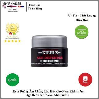 Kem Dưỡng Ẩm Chống Lão Hóa Cho Nam Kiehl's Age Defender Cream Moisturizer 7ml