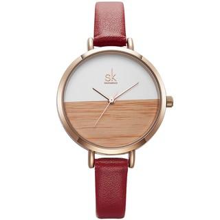 Đồng hồ nữ Chính Hãng Shengke Korea K8036L
