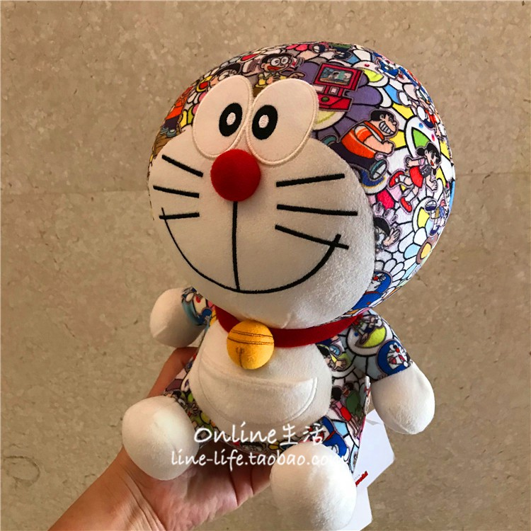 Authentic Japanese Murakami limited edition 哆 A A dream plush
