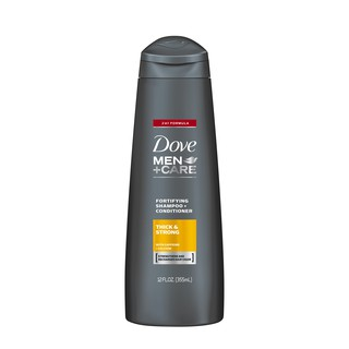 Dầu Gội & Xả Nam Dove Men+Care 2 in 1 Shampoo And Conditioner Thick & Strong 355ml (Mỹ)