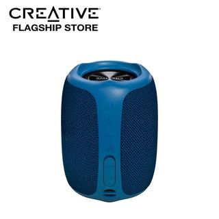 Loa Di Động Creative MUVO Play Blue - Hàng Chính Hãng