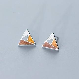 Khuyên Tai Nữ Dáng Tròn Bạc Ý S925 B2431 - Bảo Ngọc Jewelry