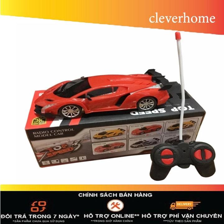 Siêu xe ô tô đồ chơi điều khiển từ xa Top Speed