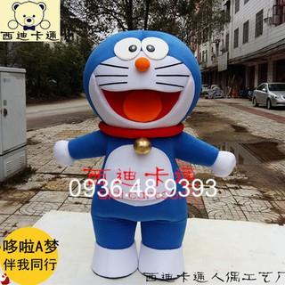 Quần áo hoá trang Mascot Doremon – sinh nhật, sự kiện