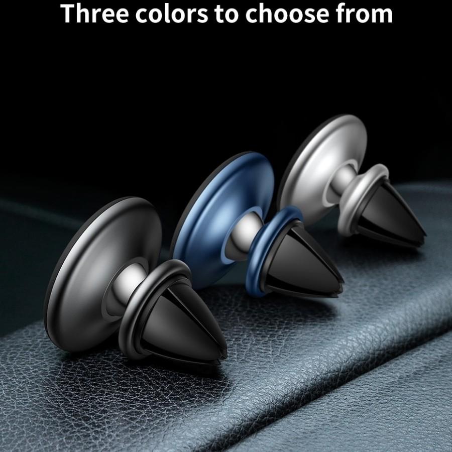 [Chính Hãng - Sẵn] Đế giữ điện thoại bằng nam châm trong xe hơi Baseus Star Ring Magnetic Car Bracket LV375 - New 100%