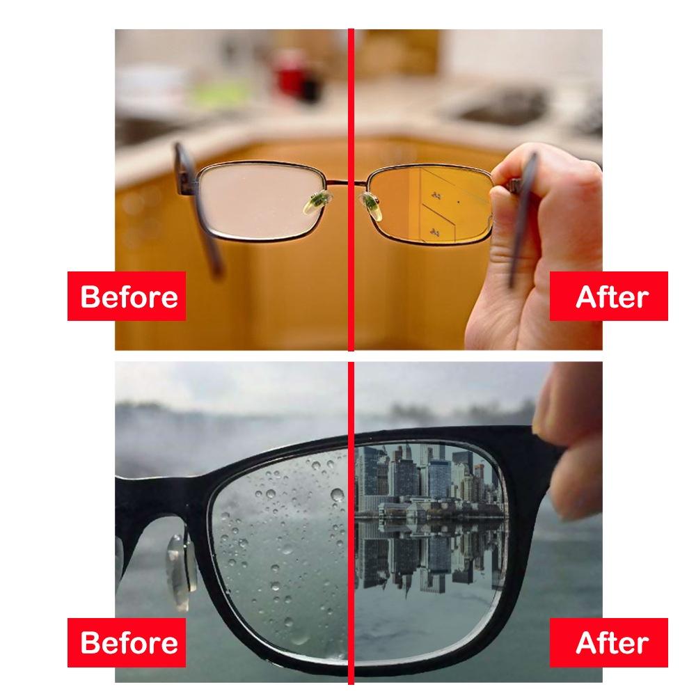 Bình xịt làm sạch mắt kính chống sương mù 30ml