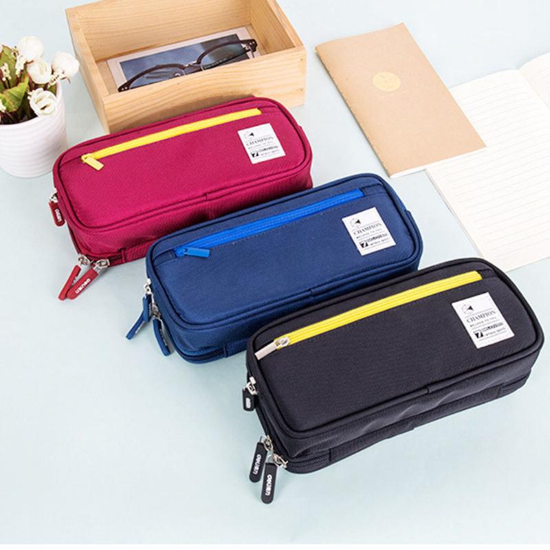 Túi đựng bút nhiều ngăn đa năng tiện dụng