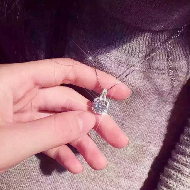 Dây chuyền bạc phong cách Hàn Quốc sale giá cực rẻ - 3219883 , 372010321 , 322_372010321 , 165000 , Day-chuyen-bac-phong-cach-Han-Quoc-sale-gia-cuc-re-322_372010321 , shopee.vn , Dây chuyền bạc phong cách Hàn Quốc sale giá cực rẻ
