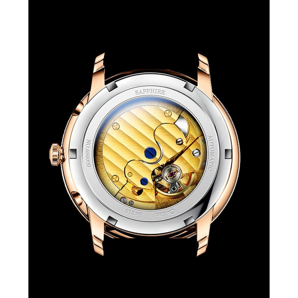Đồng hồ nam Lobinni No.6020-3