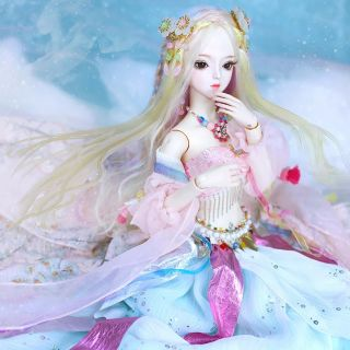 Búp bê Dream Fairy 1/3 Part 1 bjd