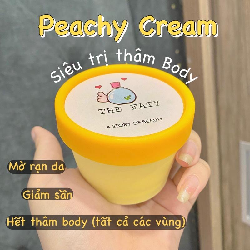 Peachy Cream